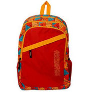 American Tourister Polyester Backpack Hoola 4 Red