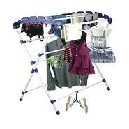Cipla Plast Mini Sumo Cloth Dryer Stand - White & Blue