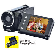 VOX 12MP Solar Digital Video Camcorder