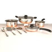 10 Pcs Cookware Set