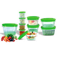 10 Pcs Veggie Fresh Storage Set
