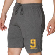 Chromozome Regular Fit Shorts For Men_10300 - Grey