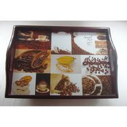 Importwala Wooden collage Lap Tray 1203 07092HCollage