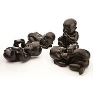 Baby Set of 4 pcs-1203-07114 Blk