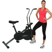 Lifeline Exercise Bike With Cooling Fan Wheel