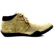 Foot n Style Breezy Boots - Beige