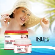 INLIFE Day Gold Cream - 50g