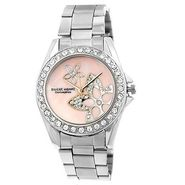 Angel Soon Wrist Watch For Women - White_EG-SPW-FLWPNK-WHT
