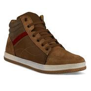 Bacca bucci Leather  Sneakers 928-sneakers-tan-Tan