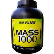 High Voltage Mass 1000 (2.5kg) - Vanilla Flavor