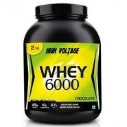 High Voltage Whey 6000 (2kg) - Chocolate Flavor
