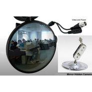 NPC  MIRROR  HIDDEN CCTV CAMERA  -420 TVL