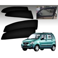 Set of 4 Premium Magnetic Car Sun Shades for MarutiwagonrOld
