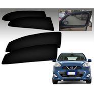 Set of 4 Premium Magnetic Car Sun Shades for NissanMicra
