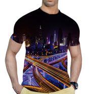 Graphic Printed Tshirt by Effit_Trp0392