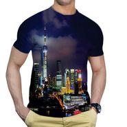 Graphic Printed Tshirt by Effit_Trp0393