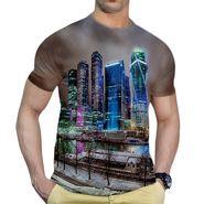 Graphic Printed Tshirt by Effit_Trsb0387
