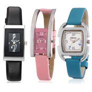 Combo of 3 Oleva Ladies Watches_ond1