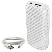 UNIC 8000mAh USB Powerbank Portable Charger for Mobile UN32 - White