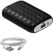UNIC 8000mAh USB Powerbank Portable Charger for Mobile UN33 - Black