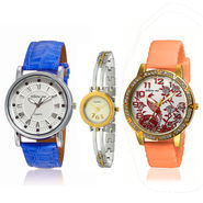 Pack of 3 Branded Stylish Watches_101