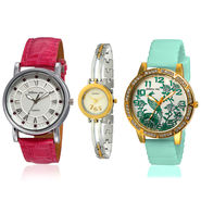 Pack of 3 Branded Stylish Watches_102