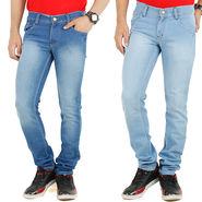 Pack of 2 Stylox Cotton Jeans_Fa2023