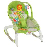 Mattel Fisher Price Newborn to Toddler Rocker Asia