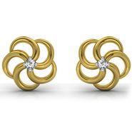 Ag Real Diamond Priya Earrings_Agse0005y