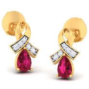 Kiara Sterling Silver Sara Earrings_5200e