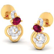 Kiara Sterling Silver Lata Earrings_5233e