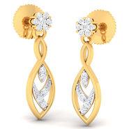Kiara Sterling Silver Dipti Earrings_5412e