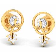 Kiara Sterling Silver Akshara Earrings_5469e