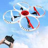 6 Axis Gyro 4Ch Stable RC 3D Rollover Quadcopter - GSK