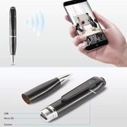 WIFI WIRELESS PEN CAMERA - CODE 338