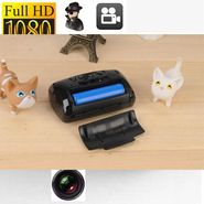 MOTION ACTIVATED MINI CLOCK HIDDEN CAMERA WITH NIGHT VISION 1080P HD - CODE 331