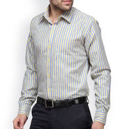 Copperline Cotton Rich Formal Shirt_CPL1159 - Yellow