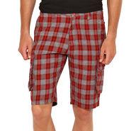 Wajbee Cotton Cargo Short For Men_Wca105 - Multicolor