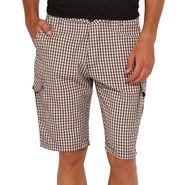 Wajbee Cotton Cargo Short For Men_Wma104 - Multicolor