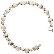 Pourni Stainless Steel Bracelet _Hrtbr720