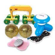 Complete Health Pack Of Massagers