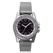 Oleva Analog Wrist Watch For Women_Osw3b - Black