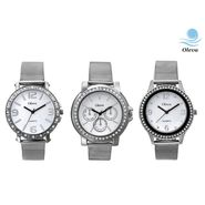 Combo of 3 Oleva Analog Wrist Watches For Women_Ovd179