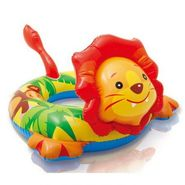 Intex Lion Head Play and Swimming Ring - Ultimate Fun for your Kids
