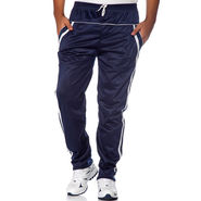 Delhi Seven Regular Fit Trackpant For Men_MU017  - Navy Blue