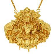 Spargz Brass Metal Pendant_Tlp62