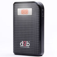 DGB Pocket PB7000 Power Bank 6600 mAh - Black