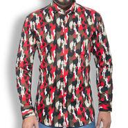 Printed Cotton Shirt_Gkdcsrdbl - Multicolor