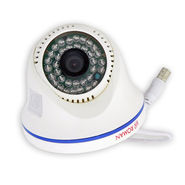 Roman 1.3 MP Dome IR Camera