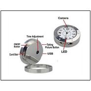 Small Table Clock Camera Code 054